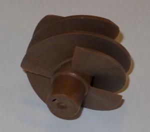 Восковая модель отливки. Шнек