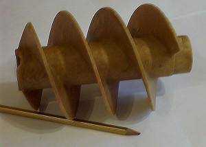 Восковая модель отливки